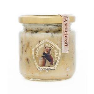 Мёд с пергой правильный мед Правильный Мёд, 250 г. - Натуральный мед