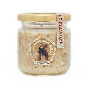 Мёд с пыльцой правильный мед Правильный Мёд, 250 г. - Натуральный мед