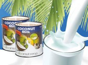 Молоко кокосовое econutrena Vegan Food, 400 мл. - Полезная вода