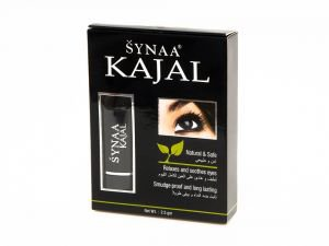 Каджал подводка для глаз synaa, 2 Aasha Herbals (Ааша Хербалс), 5 г. - Уход за кожей вокруг глаз