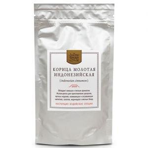 Корица молотая индонезийская indonesian cinnamon Золото Индии, 100 г. - Специи и приправы