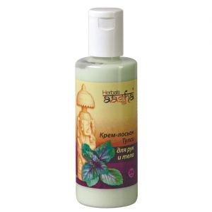 Крем-лосьон тулси для рук и тела ааша хербалс aasha herbals Aasha Herbals (Ааша Хербалс), 200 мл. - Уход за телом