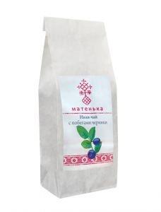 Чай из листа иван-чая с побегами черники Матенька, 50г. - Иван-чай, фиточаи