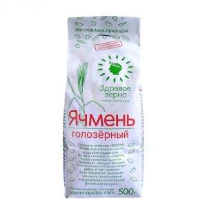 Ячмень голозерный для проращивания Всем на пользу (vsemnapolzu), 500 г. - Все для проращивания