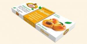Натуральные фруктовые пастилки абрикос Te Gusto, 40 г. - Полезные сладости