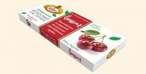Натуральные фруктовые пастилки вишня Te Gusto, 40 г. - Полезные сладости