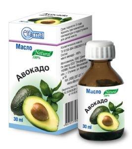 Косметическое масло авокадо elfarma эльфарма Elfarma (Эльфарма), 30 мл. - Косметические масла