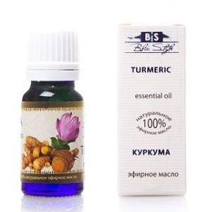 Эфирное масло куркума turmeric oil bliss style Amritha (Амрита), 10 мл. - Эфирные аромамасла