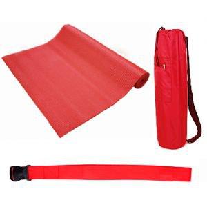 Набор для йоги лайт light, красный Amrita Style - Наборы для йоги