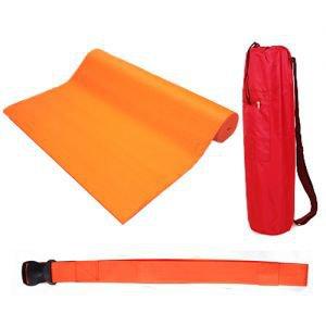 Набор для йоги лайт light, оранжевый Amrita Style - Наборы для йоги