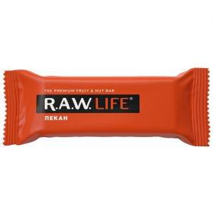 Батончик пекан R.A.W. LIFE, 47 г. - Полезные сладости