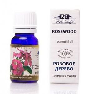 Эфирное масло розовое дерево rose tree oil bliss style, 10 мл.