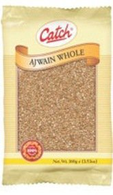 Карамболь ajwain whole  Кэтч Спейсес (Catch Spices),  100 г. от Ayurveda-shop.ru
