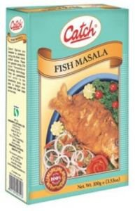 Приправа для рыбы fish masala powder  Кэтч Спейсес (Catch Spices),  100 г. от Ayurveda-shop.ru
