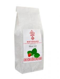 Чай из листа иван-чая и листа земляники  Матенька,  50г. от Ayurveda-shop.ru