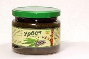 Урбеч из семян конопли, 300 г.Урбечи (пасты из семян и орехов)<br>Семечки конопли богаты полезными микро- и макроэлементами.<br>