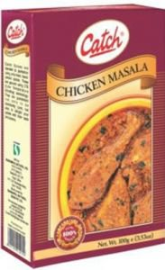 Приправа для курицы chicken masala powder  Кэтч Спейсес (Catch Spices),  100 г. от Ayurveda-shop.ru