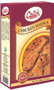 Приправа для курицы chicken masala powder  Кэтч Спейсес (Catch Spices),  100 г. от Ayurveda-shop.ru