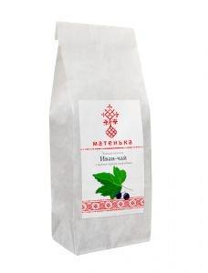 Чай из листа иван-чая с листом черной смородины Матенька, 50г. - Иван-чай, фиточаи