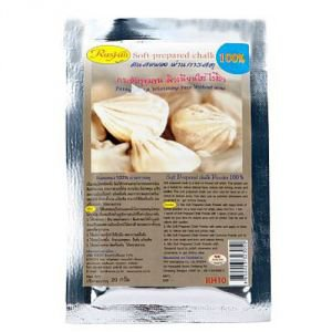 Маска натуральная из тайской белой глины isme rasyan исме расйян ISME Rasyan (TP4 International), 20 г