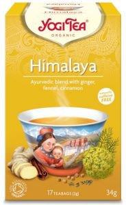 Yogi tea himalaya гималаи  Yogi Tea