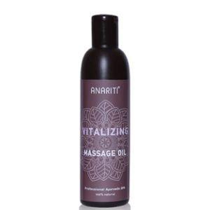 Тонизирующее массажное масло для тела Anariti, 250 мл