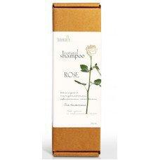 Органический шампунь «Питание. Роза, герань, карите», 250 мл.