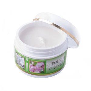 Крем для тела с маслом жожоба и эфирным маслом герани, 50 г.