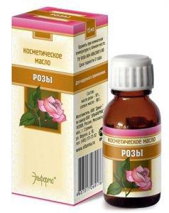 Косметическое масло розы elfarma эльфарма Elfarma (Эльфарма), 15 мл - Косметические масла