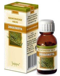 Косметическое масло эвкалипта elfarma эльфарма Elfarma (Эльфарма), 15 мл - Косметические масла