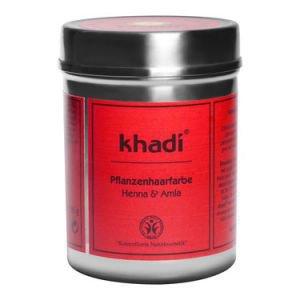 Краска растительная для волос хна и амла кхади Khadi (Кхади) - Уход за волосами