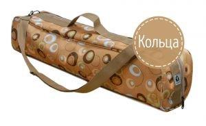 Сумка для коврика flora Йогин - Для ковриков шириной 60 см.
