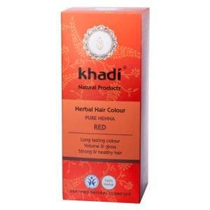 Краска растительная для волос хна красная кхади herbal hair colo Khadi (Кхади) - Уход за волосами