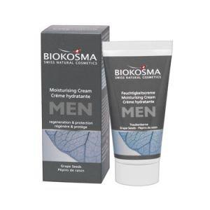 Крем увлажняющий для лица мужской biokosma биокосма Biokosma (Биокосма), 50 мл. - Уход за лицом