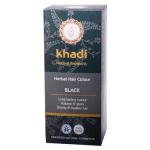 Краска растительная для волос черный khadi кхади Khadi (Кхади), 100 г. - Уход за волосами