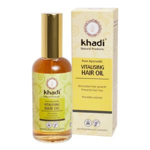 Масло витализирующее для тонких волос, при их выпадении khadi кхади Khadi (Кхади), 100 мл. - Уход за волосами