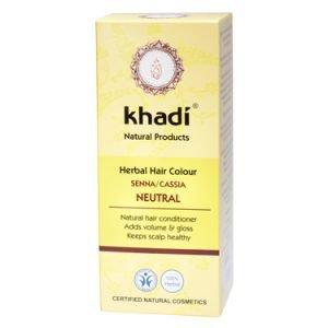 Порошок-маска растительная для волос кассия нейтральная khadi кхади Khadi (Кхади), 100 г. - Уход за волосами
