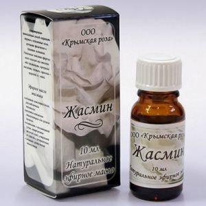 Масло эфирное жасмин Крымская Роза (Эфирные Масла), 10 мл - Эфирные аромамасла