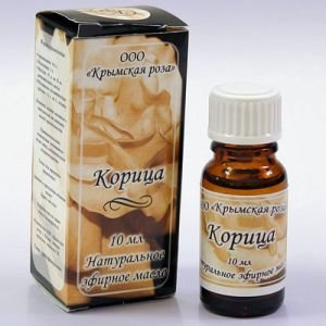Масло эфирное корица Крымская Роза (Эфирные Масла), 10 мл - Эфирные аромамасла