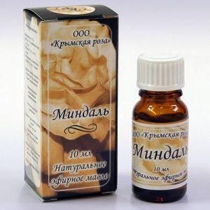 Масло эфирное миндаль Крымская Роза (Эфирные Масла), 10 мл - Эфирные аромамасла