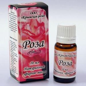 Масло эфирное роза Крымская Роза (Эфирные Масла), 10 мл - Эфирные аромамасла