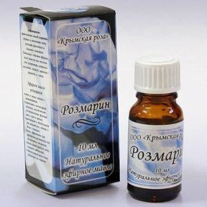 Масло эфирное розмарин Крымская Роза (Эфирные Масла), 10 мл - Эфирные аромамасла