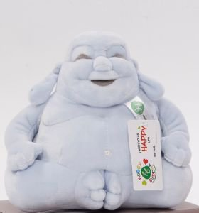 Смеющийся будда junior Huggy Buddha, 18 см. - Предметы интерьера