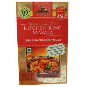 Смесь специй универсальная король кухни kitchen king masala Good Sign Company - Специи и приправы
