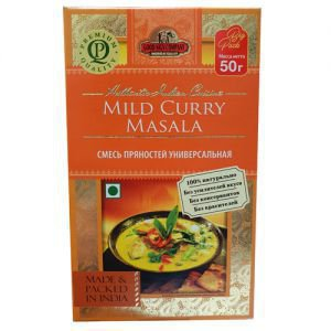 Смесь специй универсальная мягкая mild curry masala goo Good Sign Company - Специи и приправы