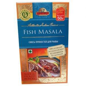 Смесь специй для рыбы fish masala good sign c Good Sign Company - Специи и приправы