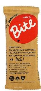Bite Батончик  иммунитет  ,  45 г.