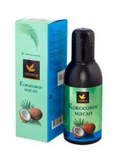 Кокосовое масло ведика coconut oil vedica Vedica (Ведика), 100 мл. - Кокосовое масло