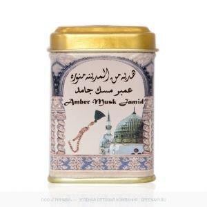 Духи сухие арабские амбер муск джамид amber musk jamid hemani хемани Hemani (Хемани), 25 г. - Натуральный парфюм