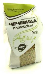 Чечевица алтайская Образ Жизни, 500 г. - Все для проращивания